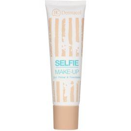 Dermacol Selfie dvoufázový make-up odstín č.1  25 ml