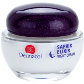 Dermacol Saphir Elixir éjszakai feszesítő és ránctalanító krém  50 ml