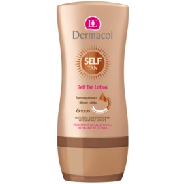 Dermacol Self Tan Self-Tanning Body Lotion  200 ml