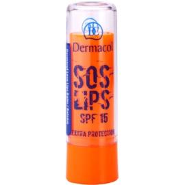 Dermacol SOS hydratační balzám na rty SPF15 (Extra Protection) 3,5 ml