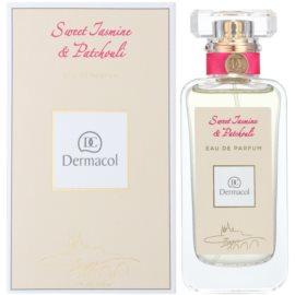 Dermacol Sweet Jasmine & Patchouli Eau de Parfum for Women 50 ml