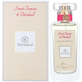 Dermacol Sweet Jasmine & Patchouli parfémovaná voda pro ženy 50 ml