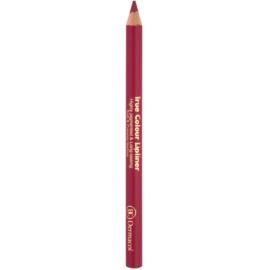 Dermacol True Colour Lipliner črtalo za ustnice odtenek 04 4 g