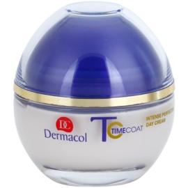 Dermacol Time Coat intensive Tagescreme für den perfekten Look SPF 20  50 ml
