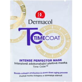 Dermacol Time Coat mascarilla facial perfeccionadora intensiva  16 g