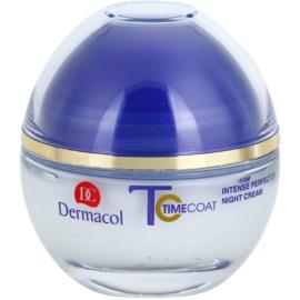 Dermacol Time Coat intenzíven tökéletesítő éjszakai krém  50 ml