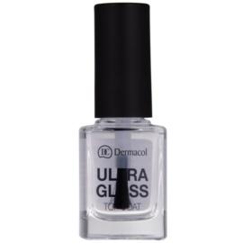 Dermacol Ultra Gloss lac de unghii/parte sus  11 ml