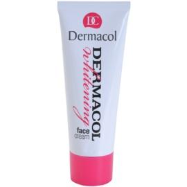 Dermacol Whitening избелващ крем за лице против пигментни петна  50 мл.
