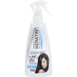 Dermagen Brazil Keratin Forte regenerierende Pflege für gefärbtes Haar  260 ml
