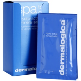Dermalogica Body Therapy Ultra Actief Mineralen Zout  voor in Bad  12 x 28 gr