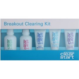 Dermalogica Clear Start Breakout Clearing косметичний набір I.