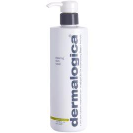 Dermalogica mediBac clearing pieniący żel oczyszczający o działaniu antybakteryjnym  500 ml