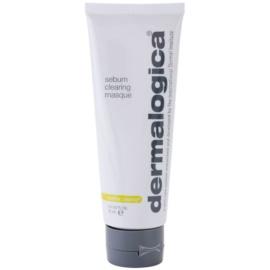 Dermalogica mediBac clearing čistilna maska za obraz za mastno k aknam nagnjeno kožo  75 ml