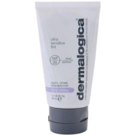 Dermalogica Ultra Calming Beschermende Getinte Crème zonder Chermische Filters  SPF30  50 ml