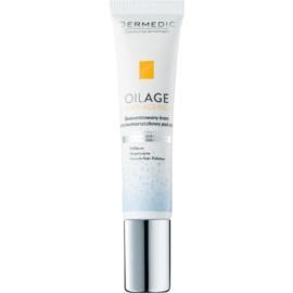 Dermedic Oilage koncentrovaný oční krém proti vráskám  15 g
