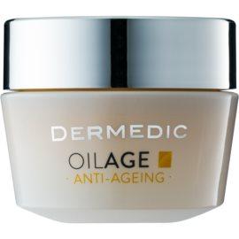 Dermedic Oilage regeneračný nočný krém pre obnovu hutnosti pleti  50 g