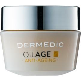Dermedic Oilage Regenerierende Nachtcreme zur Erneuerung der Hautdichte  50 g