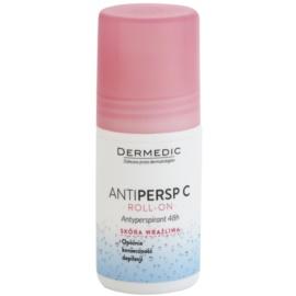 Dermedic Antipersp C deodorant roll-on pro zpomalení růstu chloupků  60 g