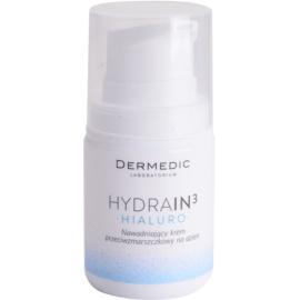 Dermedic Hydrain3 Hialuro хидратиращ дневен крем против бръчки  55 гр.