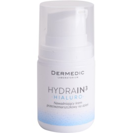 Dermedic Hydrain3 Hialuro Hydrating Day Cream with Anti-Wrinkle Effect  55 g