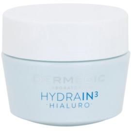 Dermedic Hydrain3 Hialuro hloubkově hydratační krémový gel  50 g