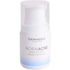 Dermedic Normacne Preventi matirajoča dnevna krema za mešano in mastno kožo  55 g