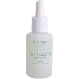 Dermedic Normacne Preventi sérum na rozšířené póry pro smíšenou a mastnou pleť  30 ml