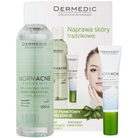 Dermedic Normacne Preventi Kosmetik-Set  II.