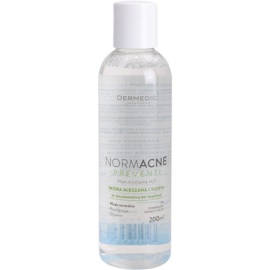 Dermedic Normacne Preventi Міцелярна вода для комбінованої та жирної шкіри  200 мл