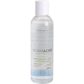 Dermedic Normacne Preventi Mizellenwasser  für fettige und Mischhaut  200 ml