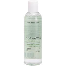 Dermedic Normacne Preventi nyugtató tisztító tonik kombinált és zsíros bőrre  200 ml
