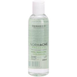 Dermedic Normacne Preventi beruhigendes Reinigungstonikum für fettige und Mischhaut  200 ml