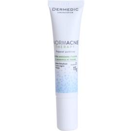 Dermedic Normacne Therapy helyi ápolás pattanások ellen  15 g