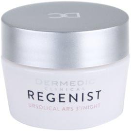 Dermedic Regenist ARS 3° Ursolical stimulierende und regenerierende Nachtcreme  50 g