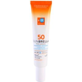 Dermedic Sunbrella schützende Creme mit Mineralien für besonders empfindliche Haut SPF 50  40 g