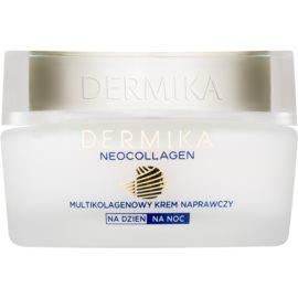Dermika Neocollagen erneuernde Creme zur Reduktion tiefer Falten 60+  50 ml