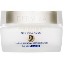 Dermika Neocollagen výživný krém na redukci vrásek a povadlou pleť 70+  50 ml