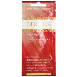 Dermika Energy Energetic Gesichtsmaske mit feuchtigkeitsspendender Wirkung  10 ml