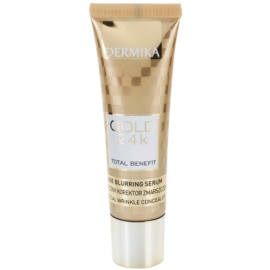 Dermika Gold 24k Total Benefit Rejuvenating Serum with Anti-Ageing Effect  30 ml