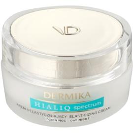 Dermika Hialiq Spectrum erneuernde Creme gegen Falten mit Hyaluronsäure 40+  50 ml