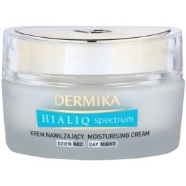 Dermika Hialiq Spectrum Feuchtigkeitscreme mit Hyaluronsäure 30+  50 ml