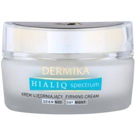 Dermika Hialiq Spectrum lift crema de fata pentru fermitate cu acid hialuronic 55+   55 ml