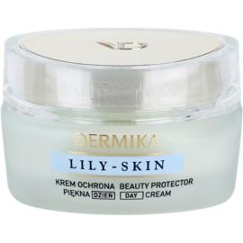 Dermika Lily Skin skrášľujúci ochranný krém SPF 20  50 ml