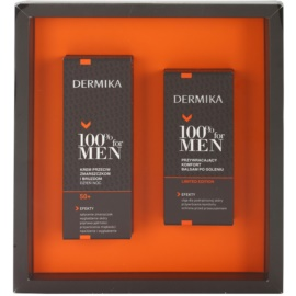 Dermika 100% for Men lote cosmético II.