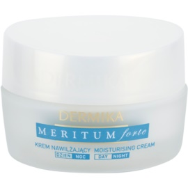 Dermika Meritum Forte Moisturising Cream For Normal And Dry Skin  50 ml