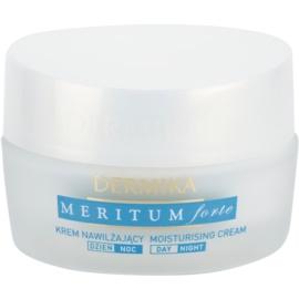Dermika Meritum Forte hidratáló krém normál és száraz bőrre  50 ml