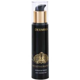 Dermika Mesotherapist crema reafirmante para rellenar las arrugas profundas   50 ml
