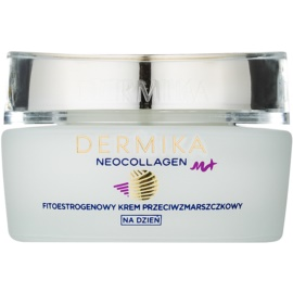 Dermika Neocollagen M+ Regenerating Phytoestrogen Day Cream  50 ml
