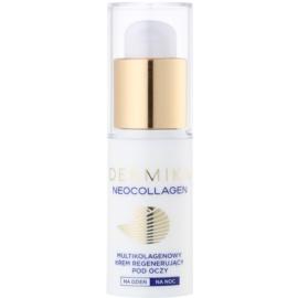 Dermika Neocollagen regenerierende und festigende Creme für die Augenpartien  15 ml