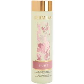 Dermika Pure gel de curatare pentru toate tipurile de ten, inclusiv piele sensibila  200 ml
